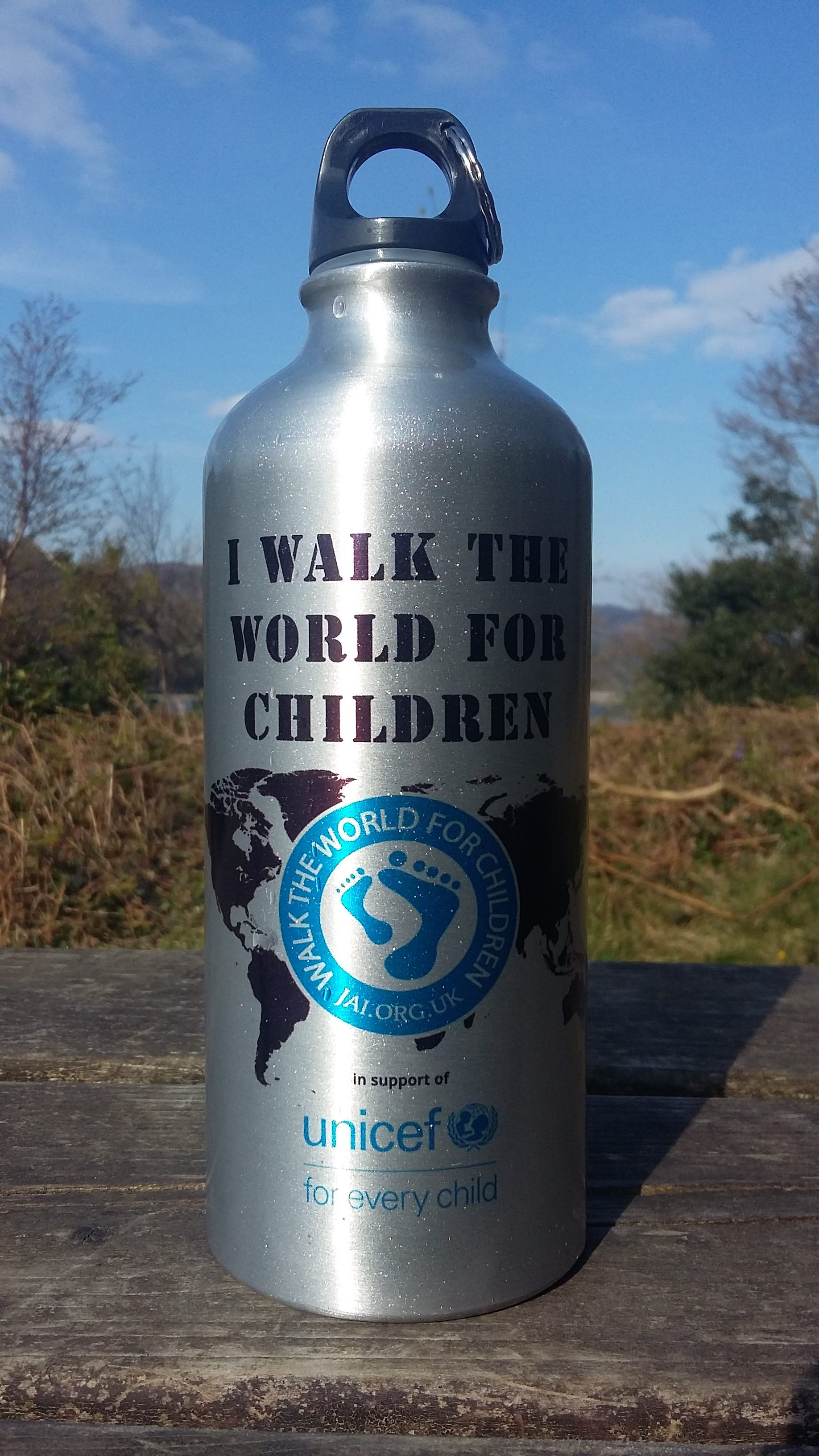 The JAI WTWFC Bottle...on Tour!