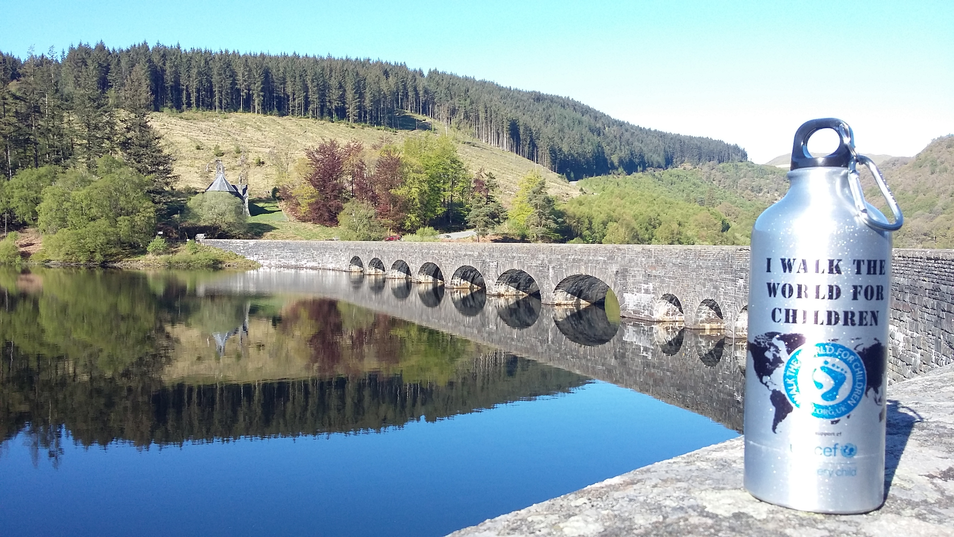 The Elan Valley, Powys, Wales